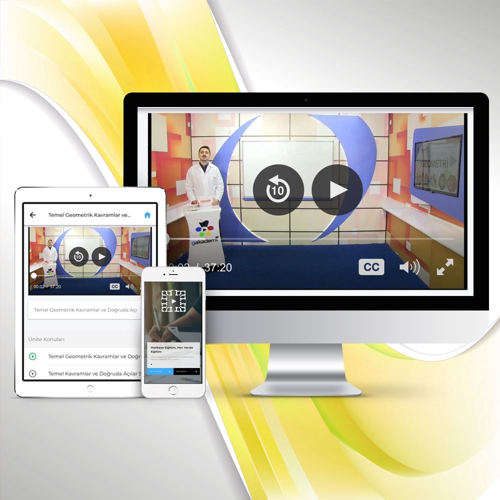 Pratik KPSS Eğitim Bilimleri Online Görüntülü Eğitim Seti