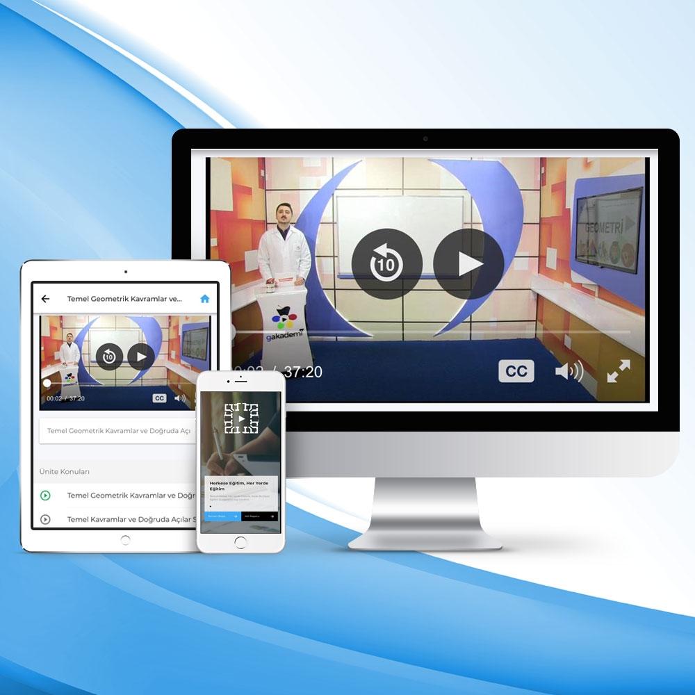 Pratik KPSS Gelişim Psikolojisi Online Görüntülü Eğitim Seti