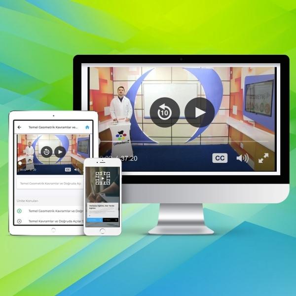 Pratik KPSS Matematik Online Eğitim Seti