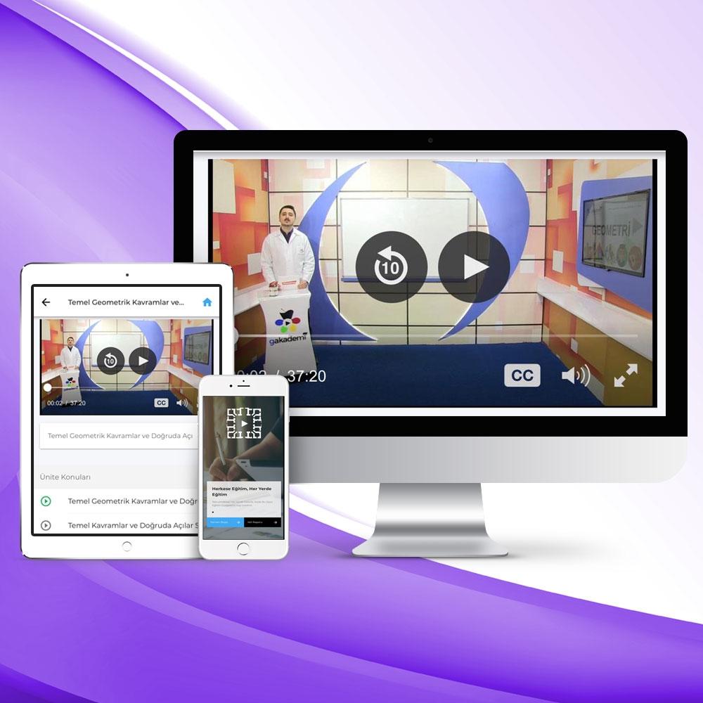 Pratik KPSS Öğrenme Psikolojisi Online Görüntülü Eğitim Seti