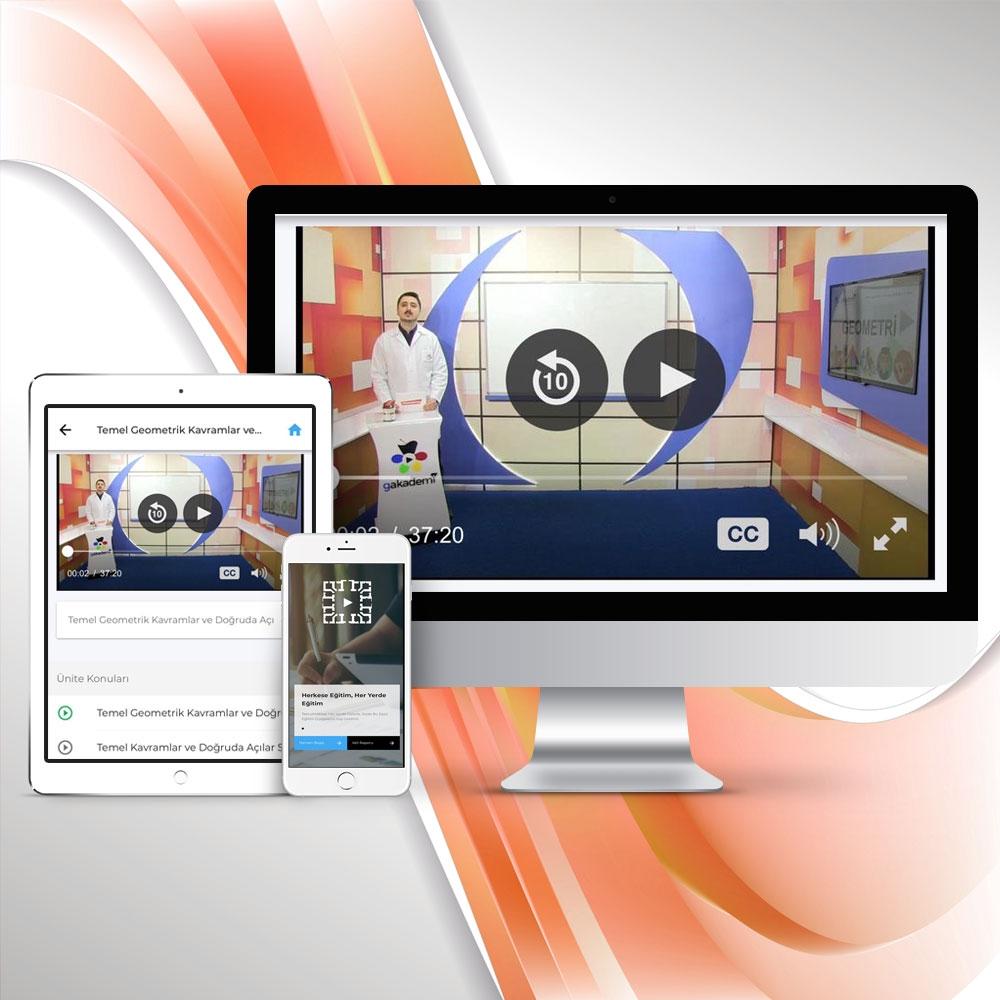Pratik KPSS Rehberlik Online Görüntülü Eğitim Seti