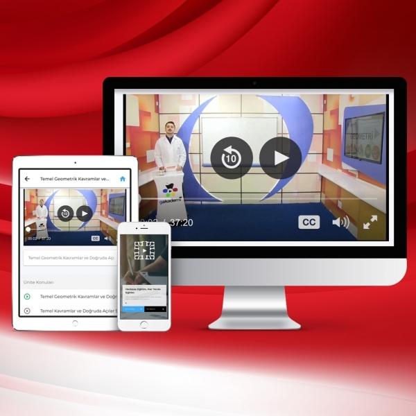 Pratik KPSS Sayısal Mantık Online Eğitim Seti