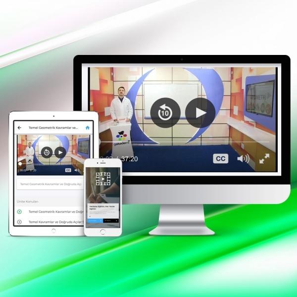 Pratik Kürtçe Online Görüntülü Eğitim Seti Başlangıç-Orta-İleri Düzey
