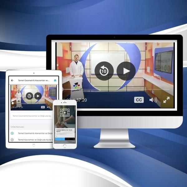 Pratik Rusça Online Görüntülü Eğitim Seti (Başlangıç-Orta-İleri Düzey)
