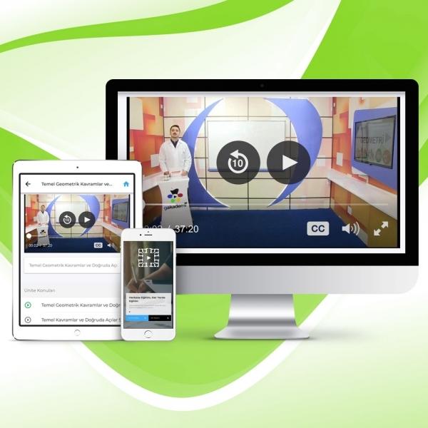 SMMM Staja Başlama Matematik Online Eğitim Seti