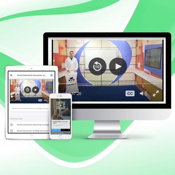 SMMM Staja Başlama Türkçe Online Eğitim Seti