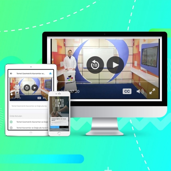 SMMM Staja Başlama Türkiye Muhasebe Standartları Online Eğitim Seti