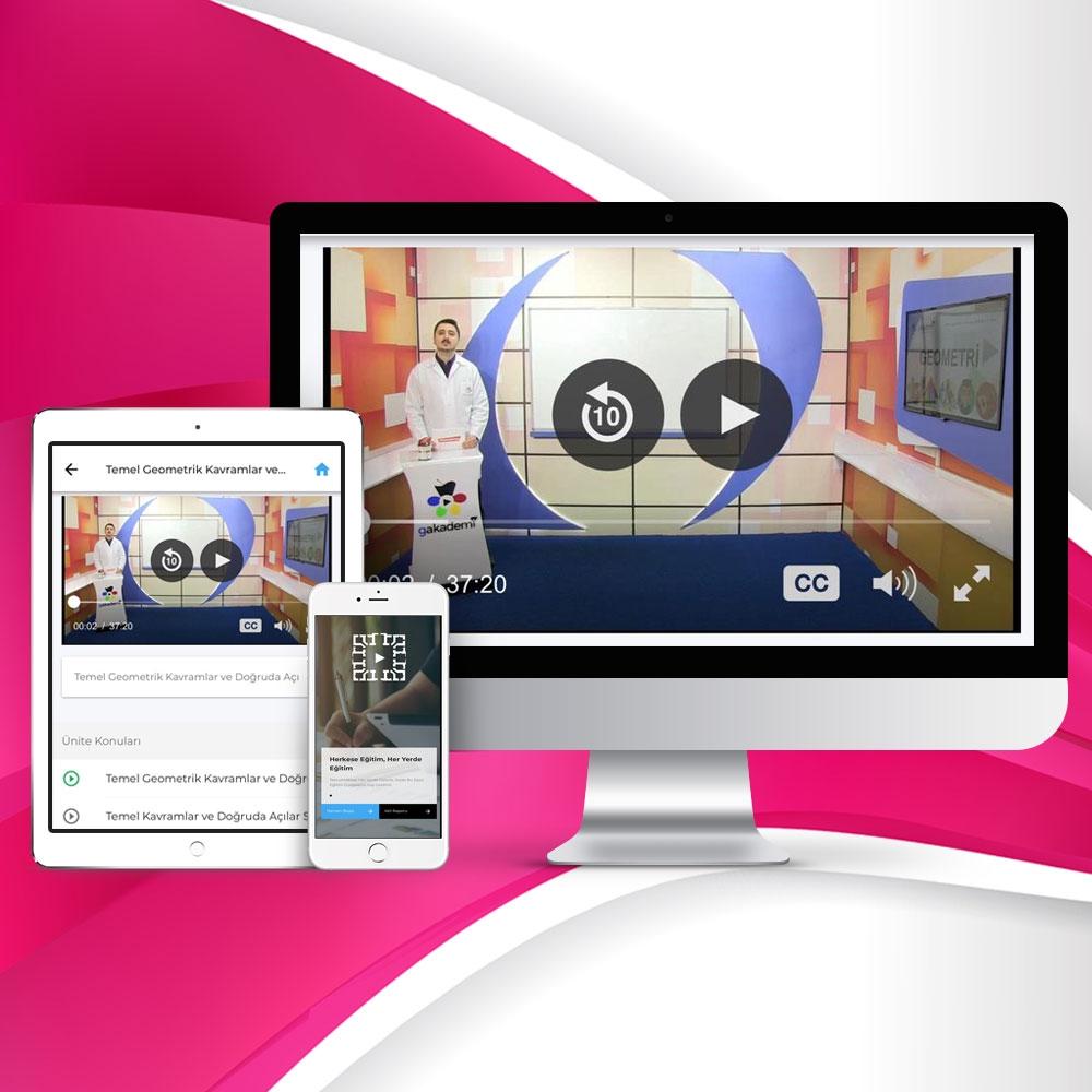 SMMM Yeterlilik Finansal Muhasebe Online Görüntülü Eğitim Seti