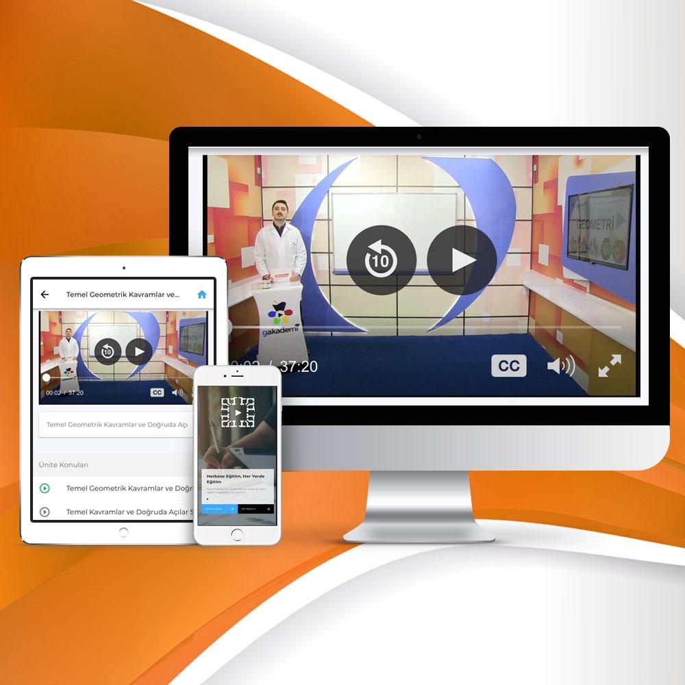 SMMM Yeterlilik Finansal Tablolar Analizi Online Görüntülü Eğitim Seti