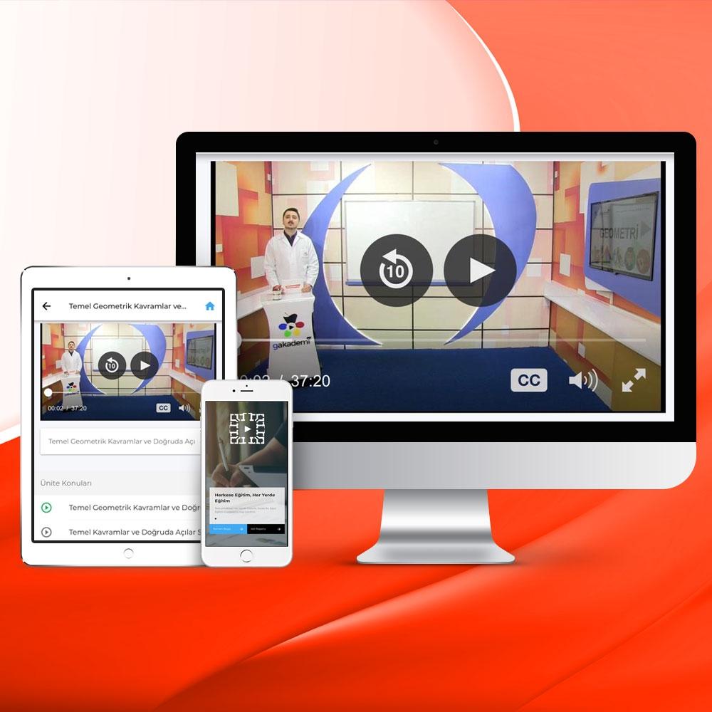 SMMM Yeterlilik Maliyet Muhasebesi Online Görüntülü Eğitim Seti