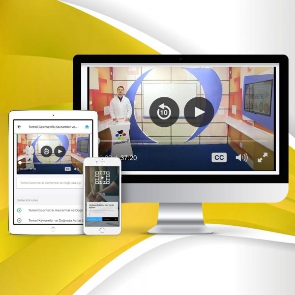 SMMM Yeterlilik Online Görüntülü Eğitim Seti