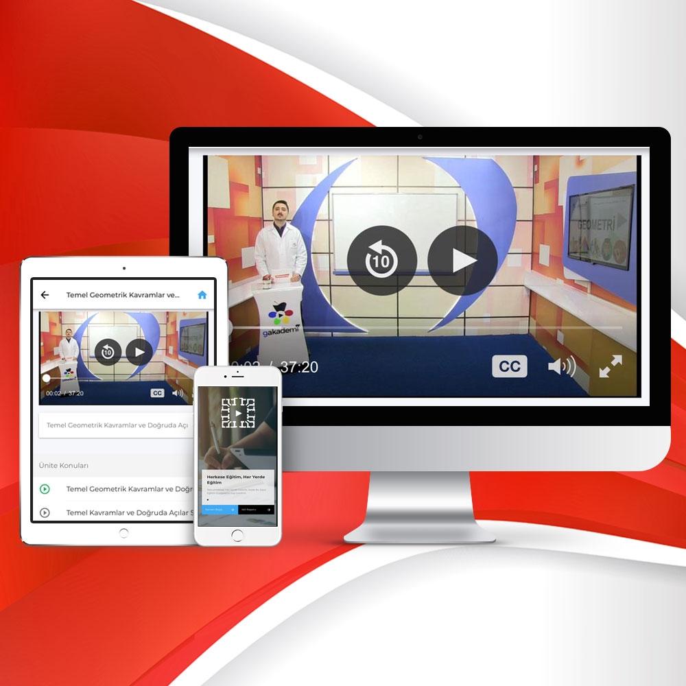 SMMM Yeterlilik Vergi Hukuku Online Görüntülü Eğitim Seti
