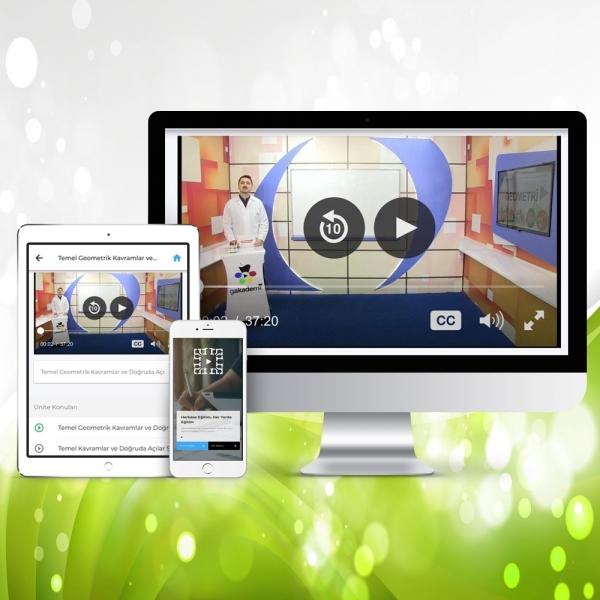 TEOG 8. Sınıf Din Kültürü ve Ahlak Bilgisi Online Görüntülü Eğitim Seti