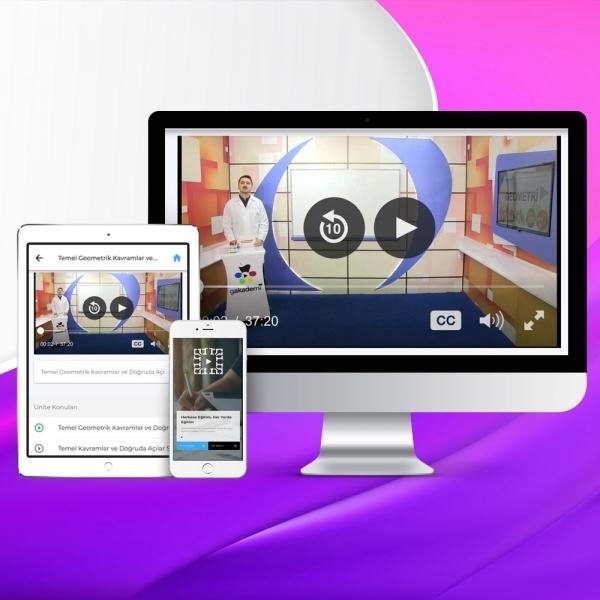 TYT Biyoloji Online Görüntülü Eğitim Seti