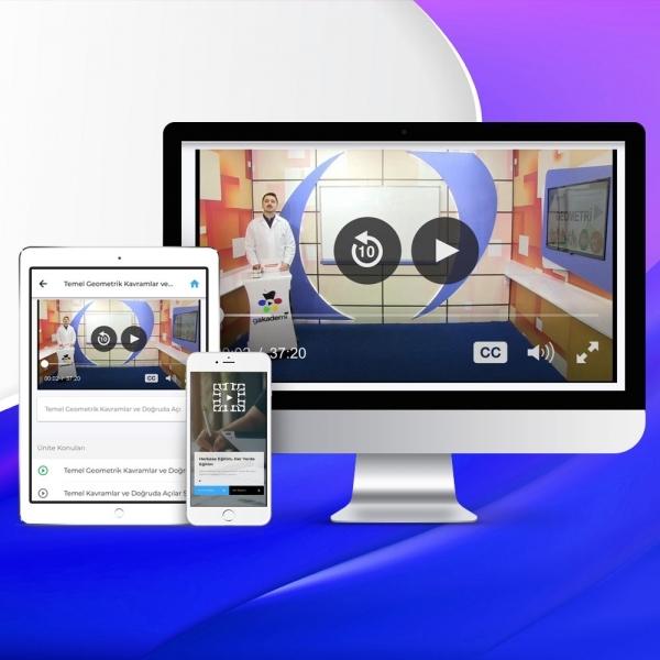 TYT Coğrafya Online Görüntülü Eğitim Seti
