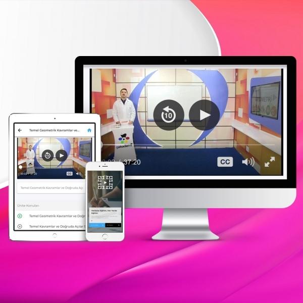 TYT Fizik Online Görüntülü Eğitim Seti