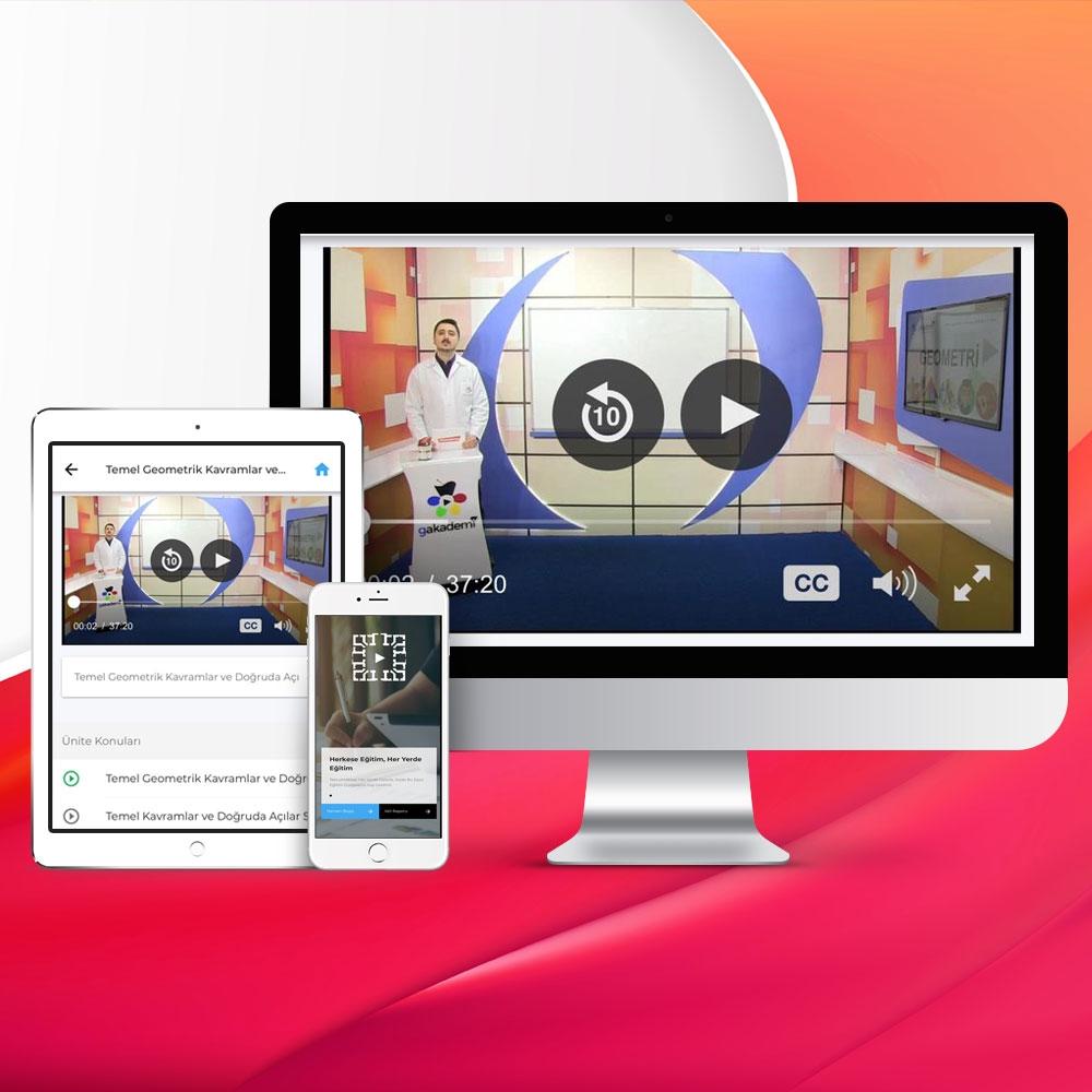 TYT Kimya Online Görüntülü Eğitim Seti