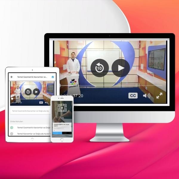 TYT Türkçe Online Görüntülü Eğitim Seti